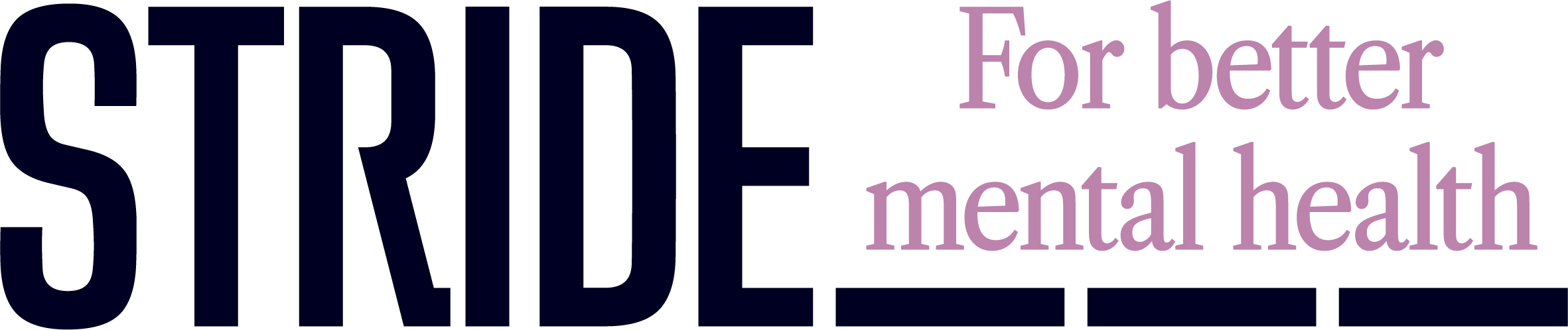 Stride Mental Health Services Logo